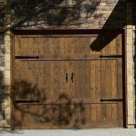 Custom Wood Door From Overhead Door   Image 3 Hill Country Overhead Door  Www.sanantoniodoor