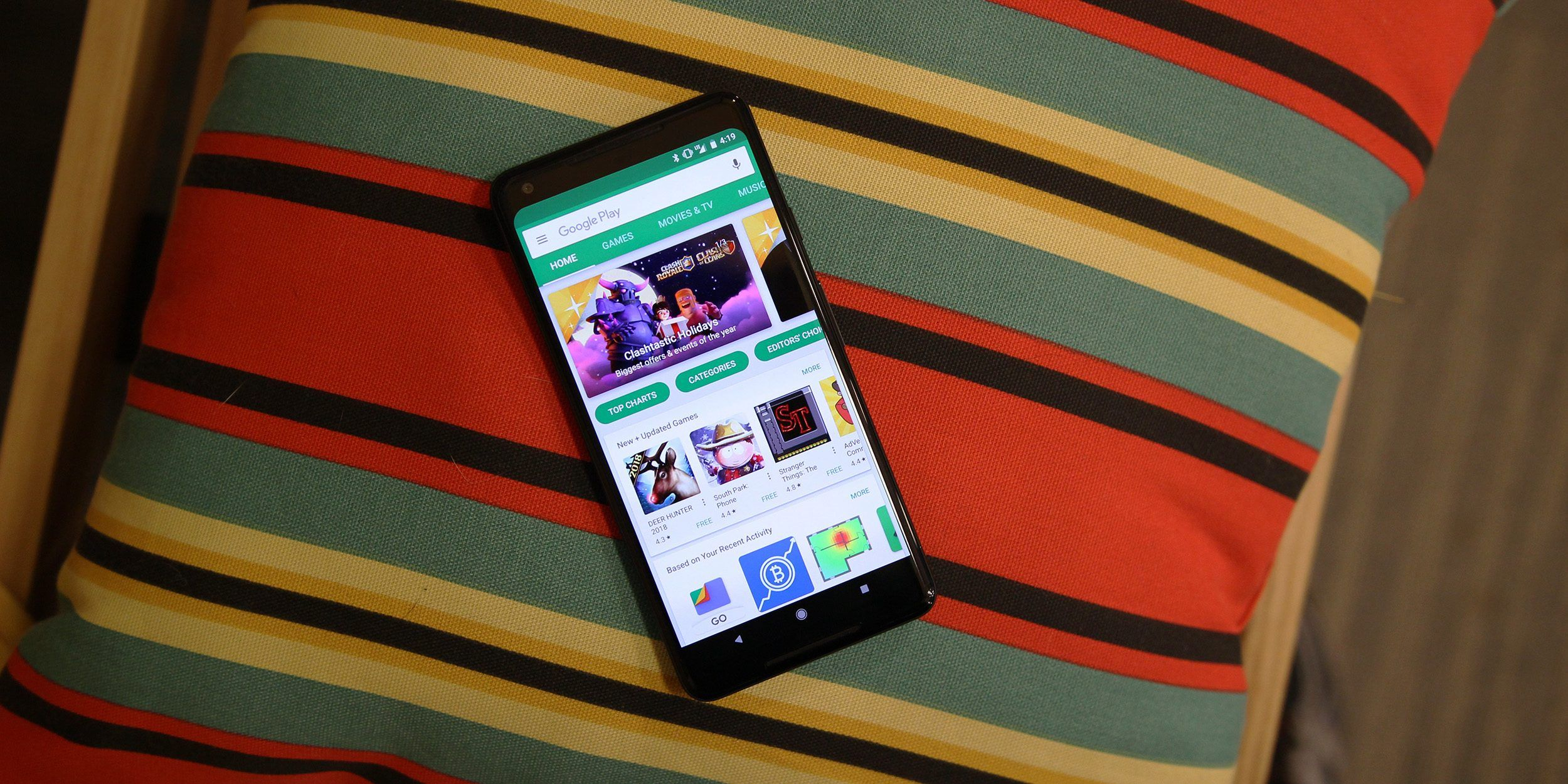 New Play Store policy will help prevent Android call and