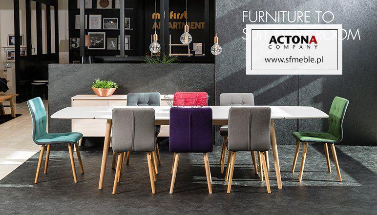 Krzesła — Zobacz Teraz — 1553 stylowe krzesła • sfmeble.pl