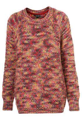 Knitted Tweedy Jumper $80 | Clothes design, Knitwear women