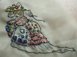 Brambly Hedge embroidery