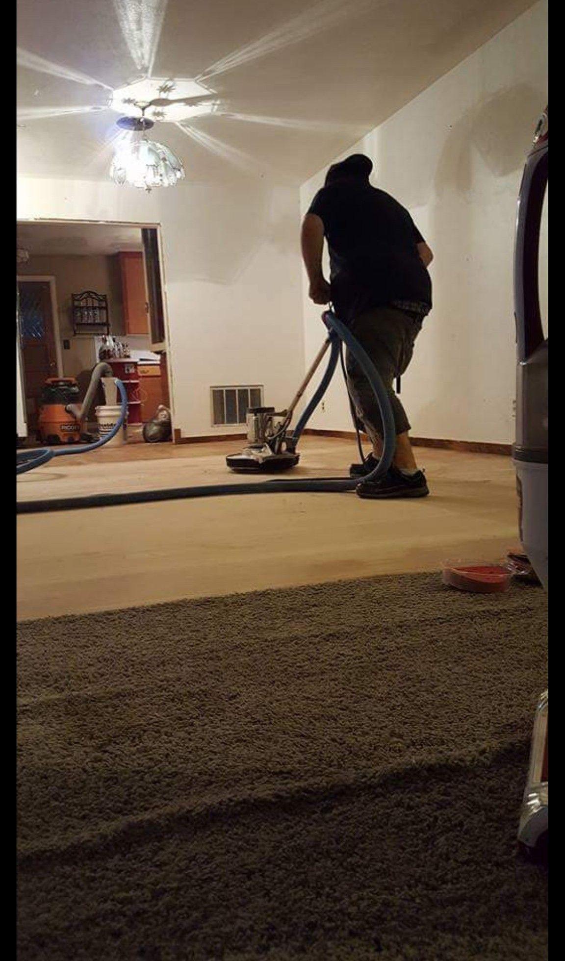 Sanding, Buffing, Refinish, Staining We Can Make Your Hardwood Floors
