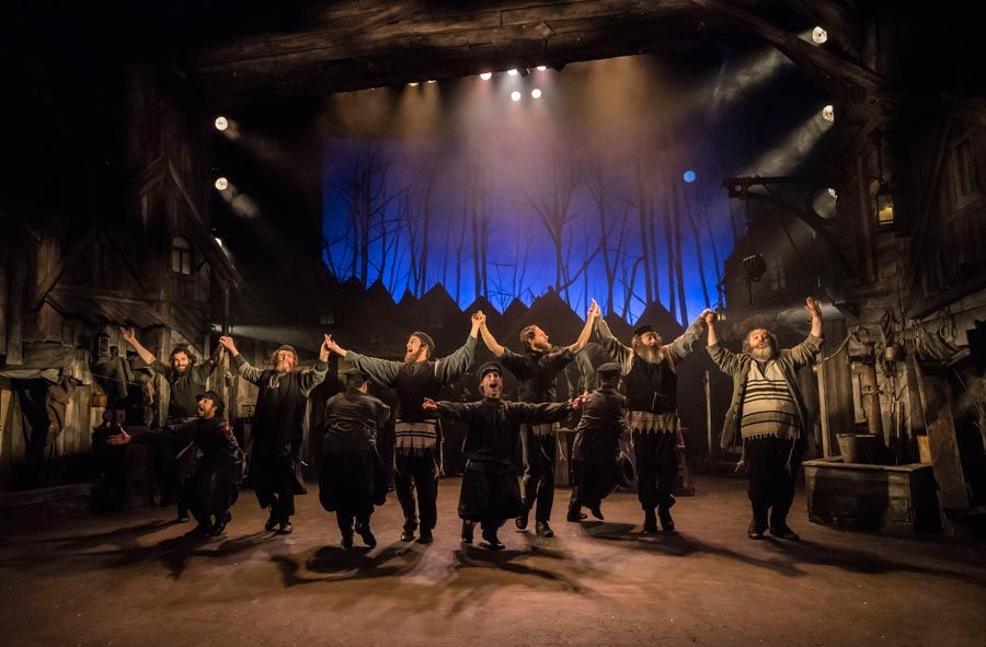 West End Musical Fiddler on the roof