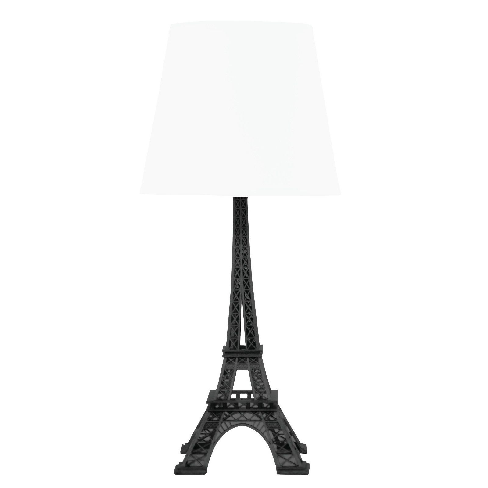 Urban Shop Eiffel Tower 14 5 Table Lamp Reviews Wayfair Ca With Images Eiffel Tower Lamp Lamp Table Lamp