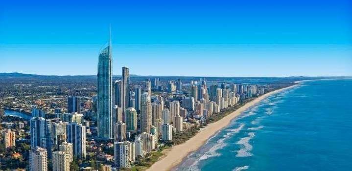Gold Coast Gold Coast Australia Surfers Paradise Australia Wallpaper