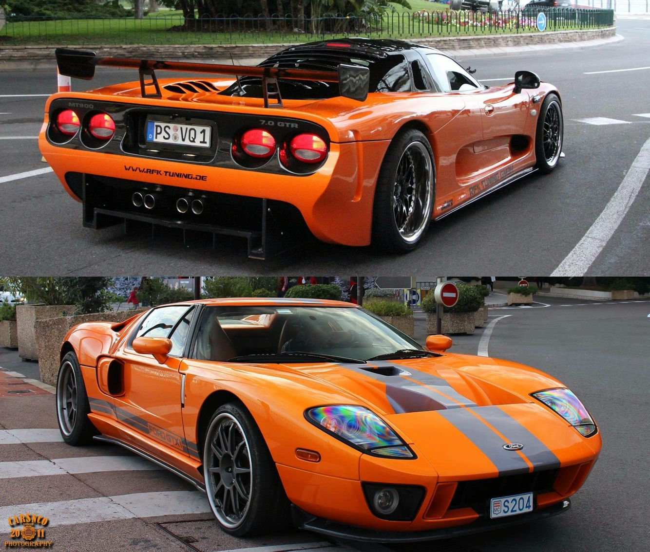 Ford Gtx1 Or Mosler Mt900 Gtr Which Do You Choose Auto