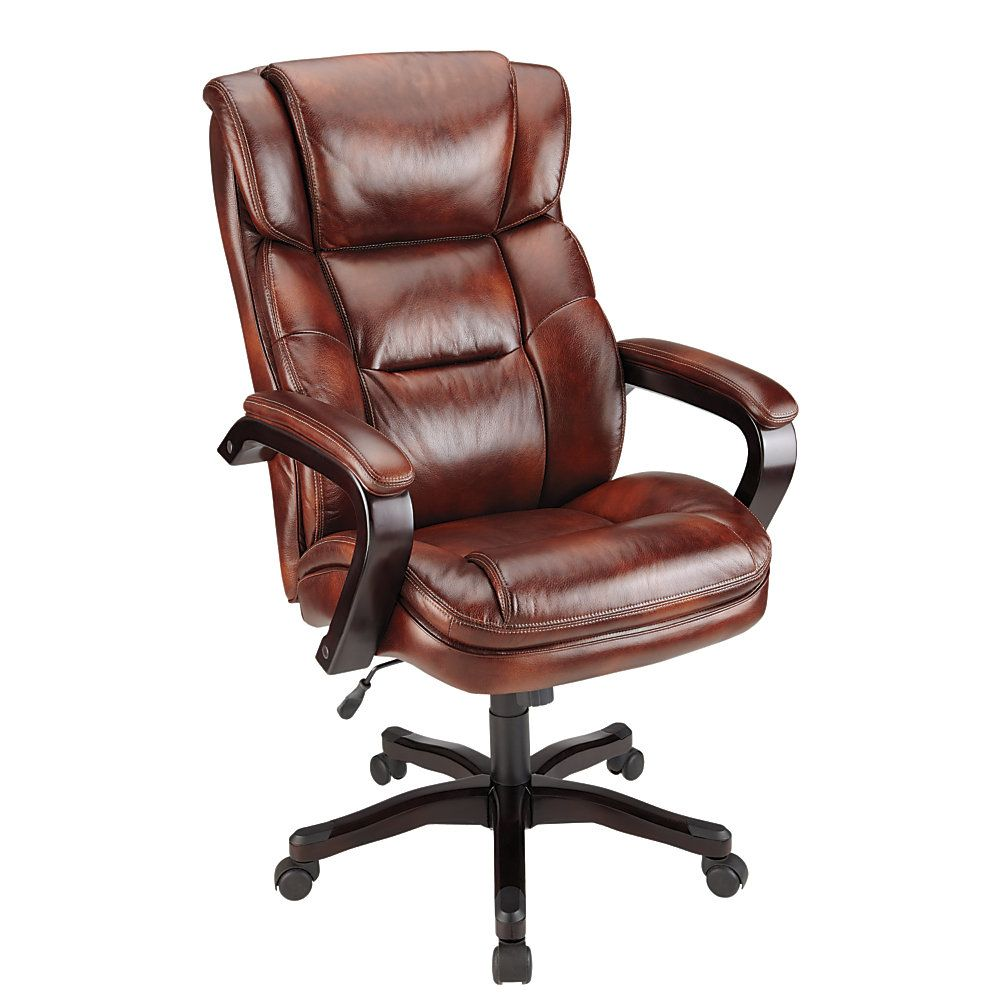 Office Depot Leather Wood Chair Wood Chair Thomasville