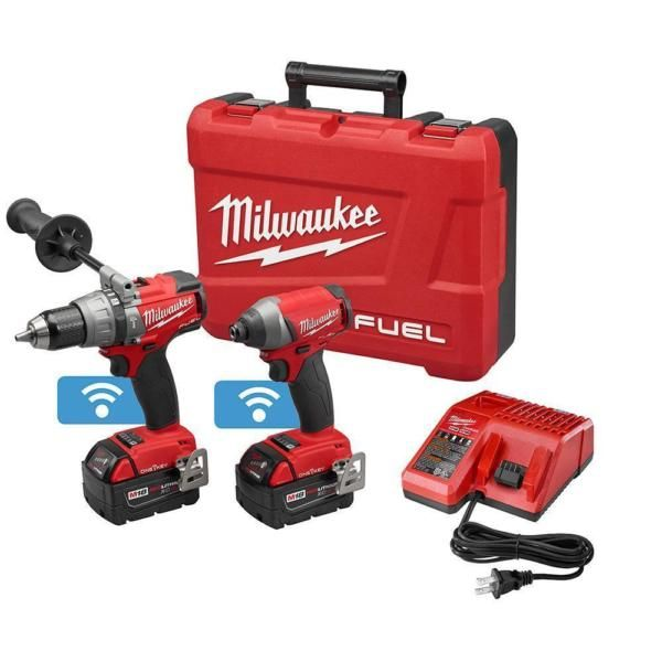 find great deals for milwaukee 2796-82 18v impact driver and drill ...