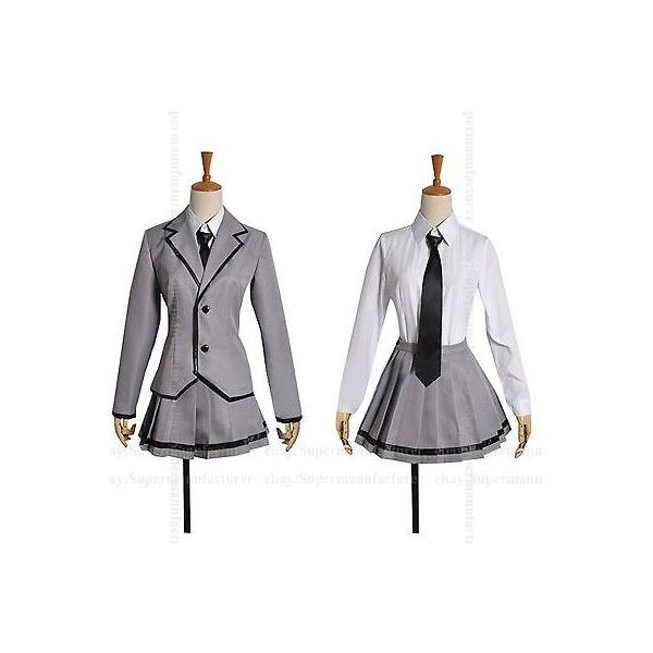 Assassination Classroom Cosplay Kaede Kayano Girl Student Uniform Skirt Costume
