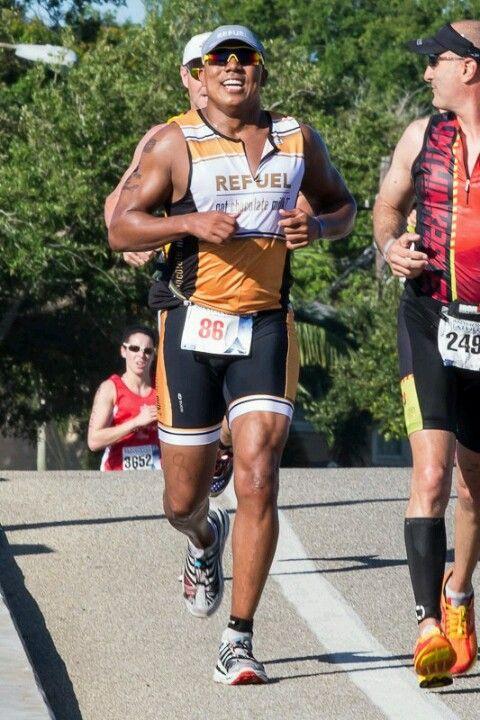 Ironman Hines Ward   former Steeler, athlete, celebrity