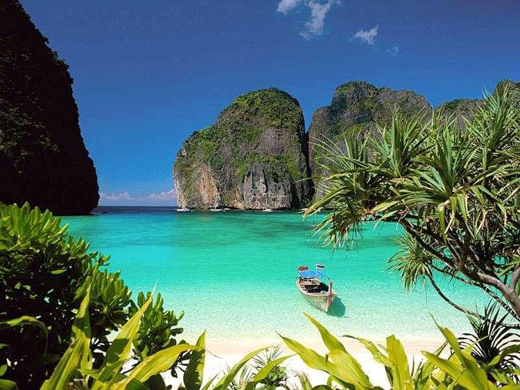 8 أماكن سياحي ة يزورها أقل عدد من الس ي اح سنوي ا Vacation Spots Places To Go Ko Tao