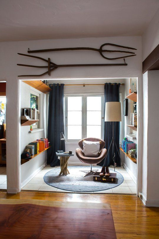 10 Decor Ideas For That Weird E Over Your Doorway Apartment Therapy