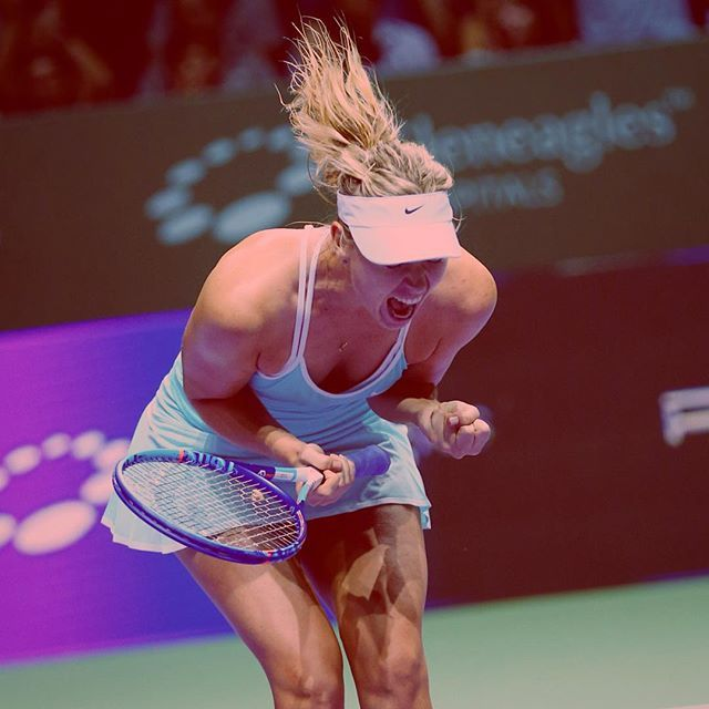 2-0 in #WTAFinals Red Group!