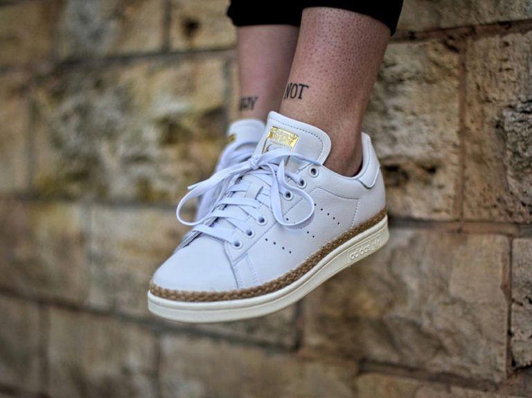 Adidas Stan Smith New Bold W 'White' (semelle avec du jute
