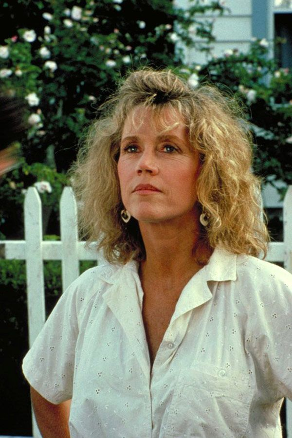 Bildresultat Fr Jane Fonda 1986 Cine Pinterest Jane Fonda