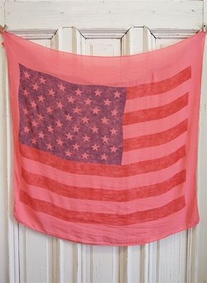 America Wrap - Red