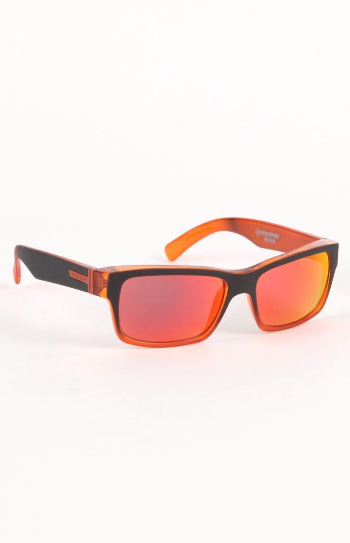 3869797ab2e Click Image Above To Purchase  Mens Von Zipper Sunglasses - Von Zipper  Fulton Tangerine Sunglasses