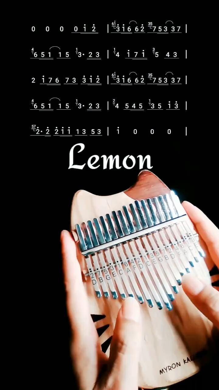 17 Note Kalimba Song