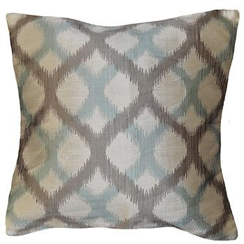 Spencer Home Decor Mindi Geometric Lattice Throw Pillow Living Mesmerizing Spencer Home Decor Pillows