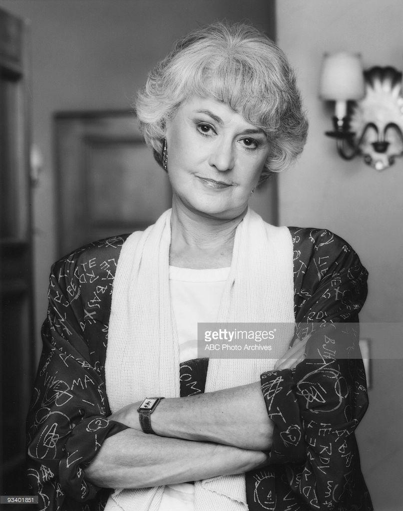 braless Beatrice Arthur born May 13, 1922 (age 96) naked photo 2017