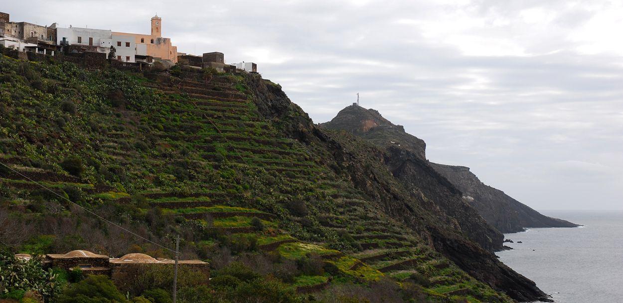 Scauri District, Pantelleria Island