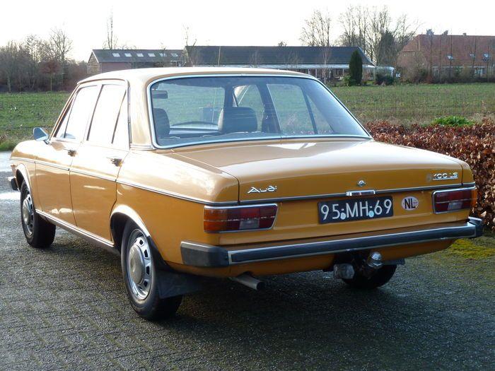 Pin op Audi 100 1.8 LS