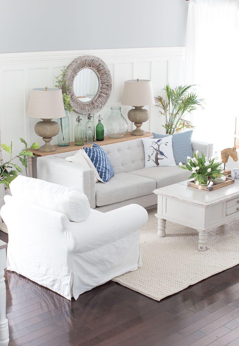Small Living Room Ideas On A Budget: 123 Inspiring Small Living Room Decorating Ideas For