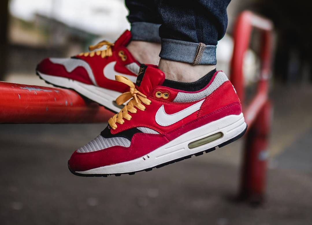 outlet store b8687 a2209 Nike Air Max 1 Urawa Dragon - 2004 (by martinezbrother)