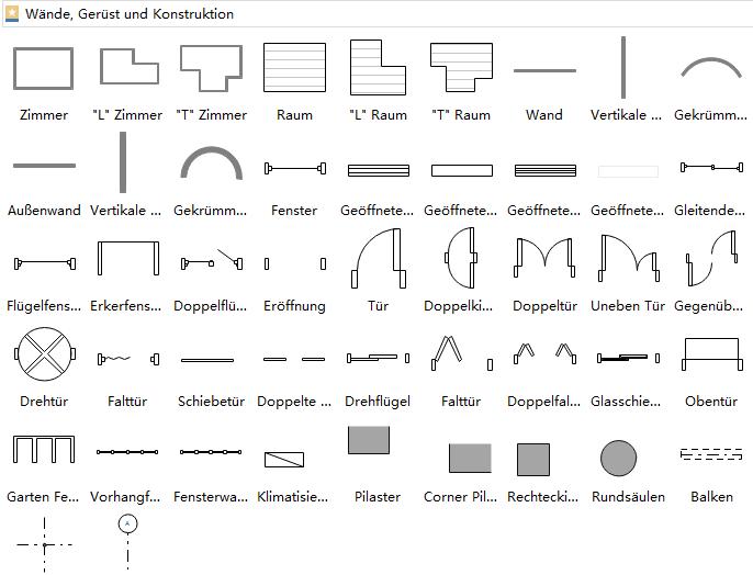 Symbole für Stromlaufplan | Grundriss Baupläne | Pinterest | Symbols