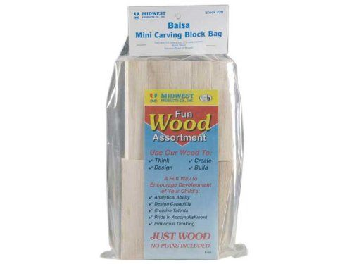 Midwest Products Project Woods Balsa Mini Carving Block Economy Bag Midwest Products,http://www.amazon.com/dp/B000Y99TTA/ref=cm_sw_r_pi_dp_lRujtb1PZ0BXCESG