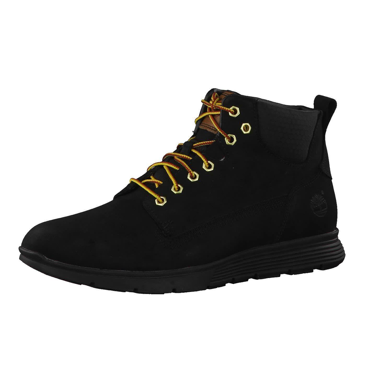 Timberland mens killington chukka cauk black nubuck mens boots