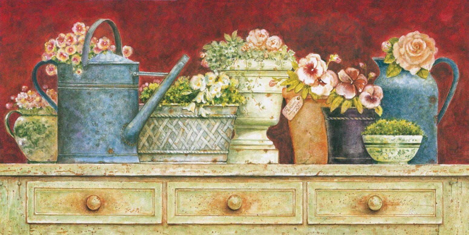 Eric Barjot   Decoupage, Decorative paintings and Manualidades