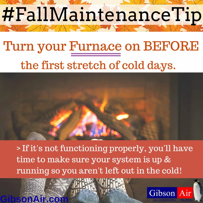 Gibson Air on Twitter Energy saving tips, Heating