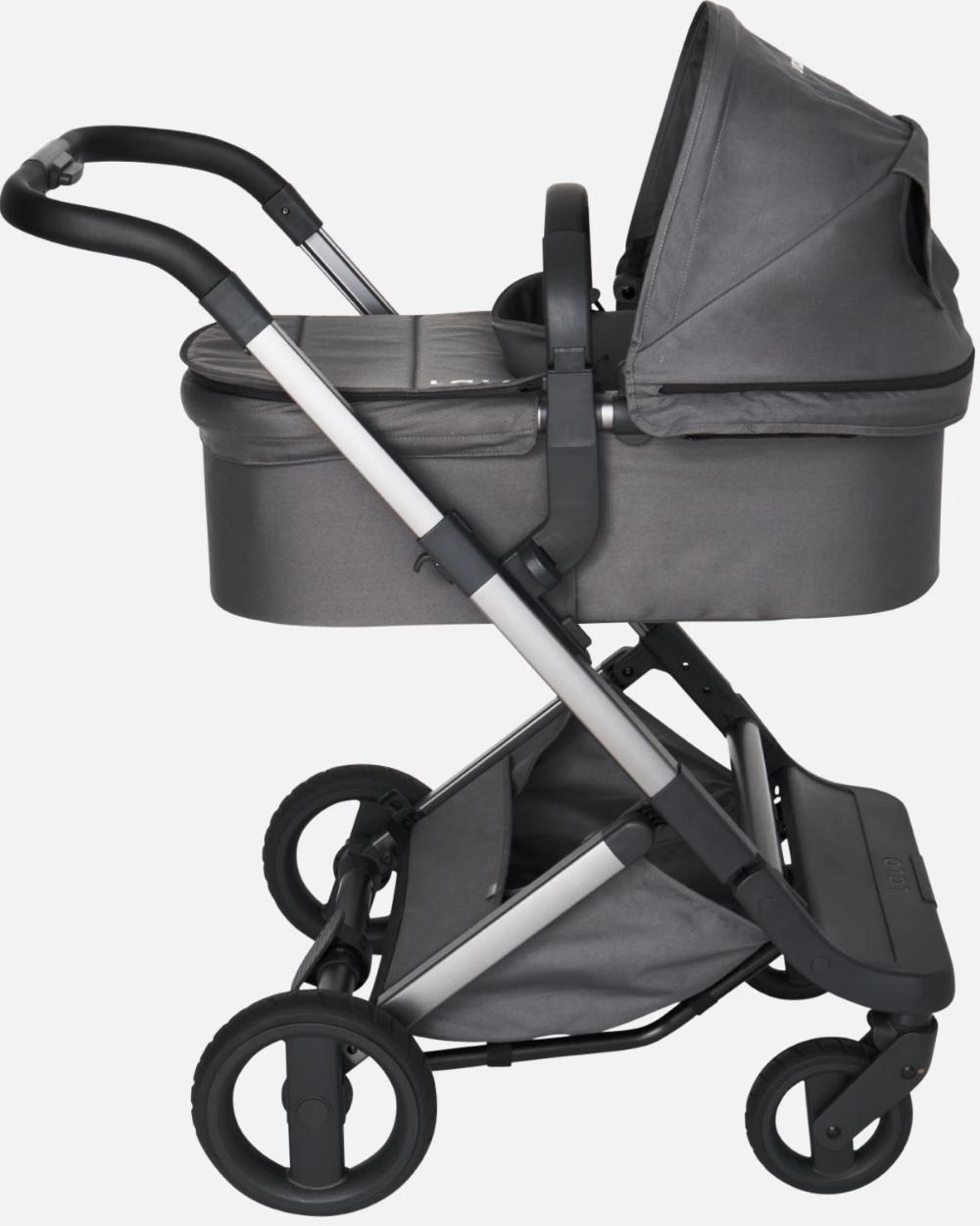 The Daily Stroller, Stroller hooks, Full size stroller