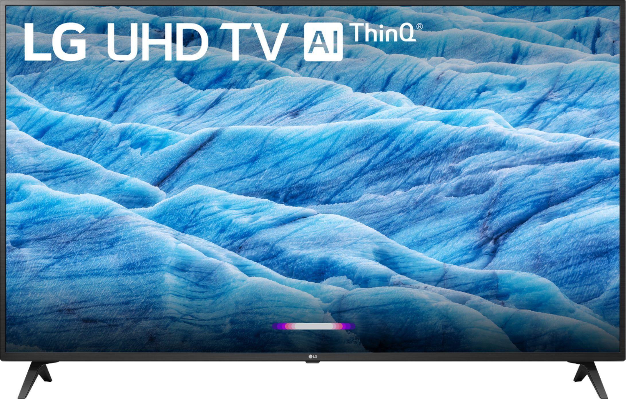 Lg 65 Class Led Um7300pua Series 2160p Smart 4k Uhd Tv With Hdr In 2020 Uhd Tv Led Tv Smart Tv