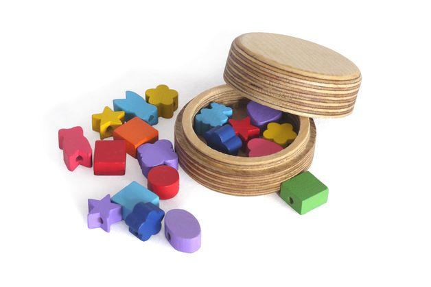 Dosen - rontool MILCHZAHNDÖSCHEN für kleine Schätze - ein Designerstück von ronronron bei DaWanda