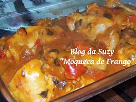 Blog da Suzy : Moqueca de Frango (maravilhoso)