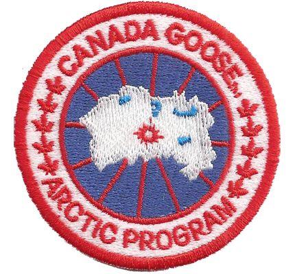 canada goose patch