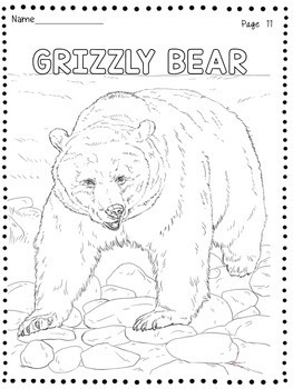 Alaska reading comprehension and writing activities-back