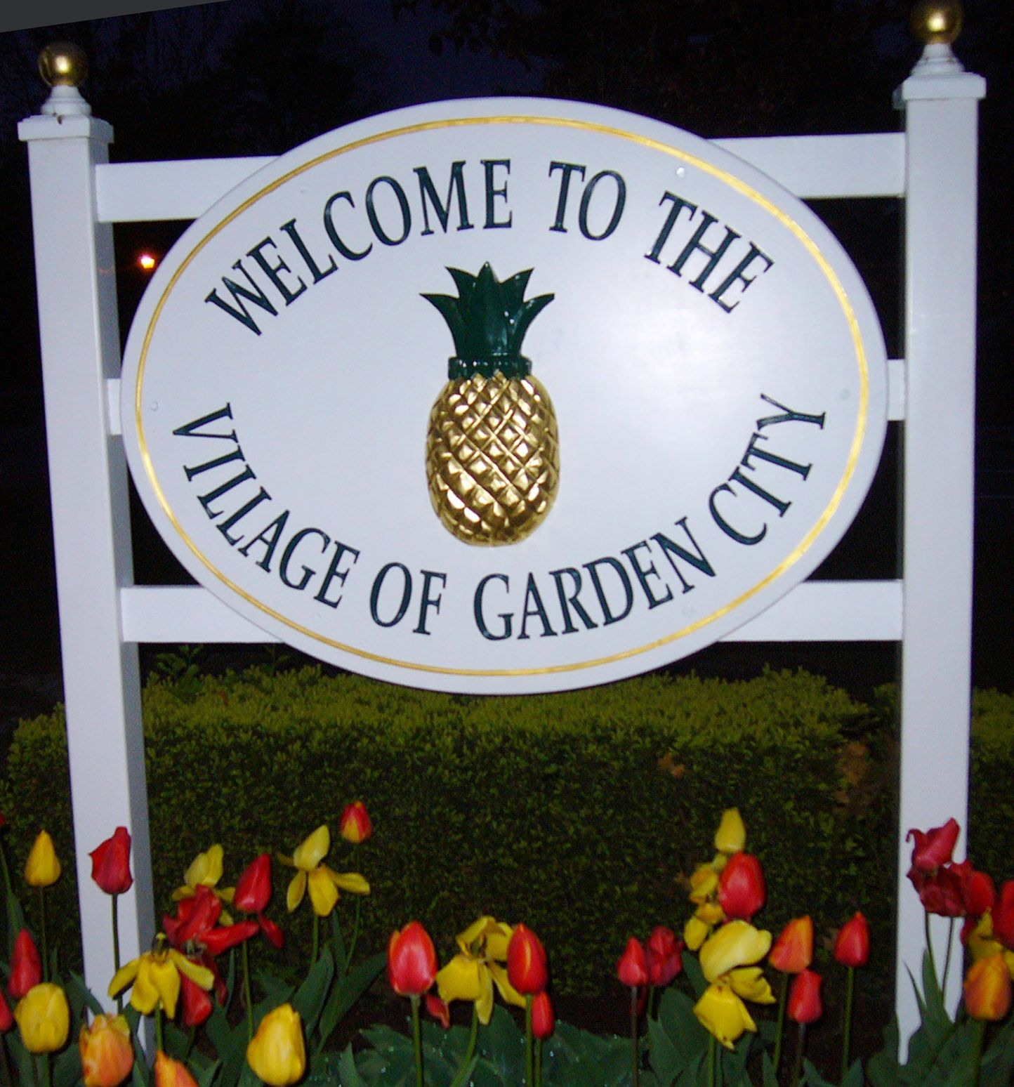 The Village Of Garden City In Nassau County Long Island S Town Of