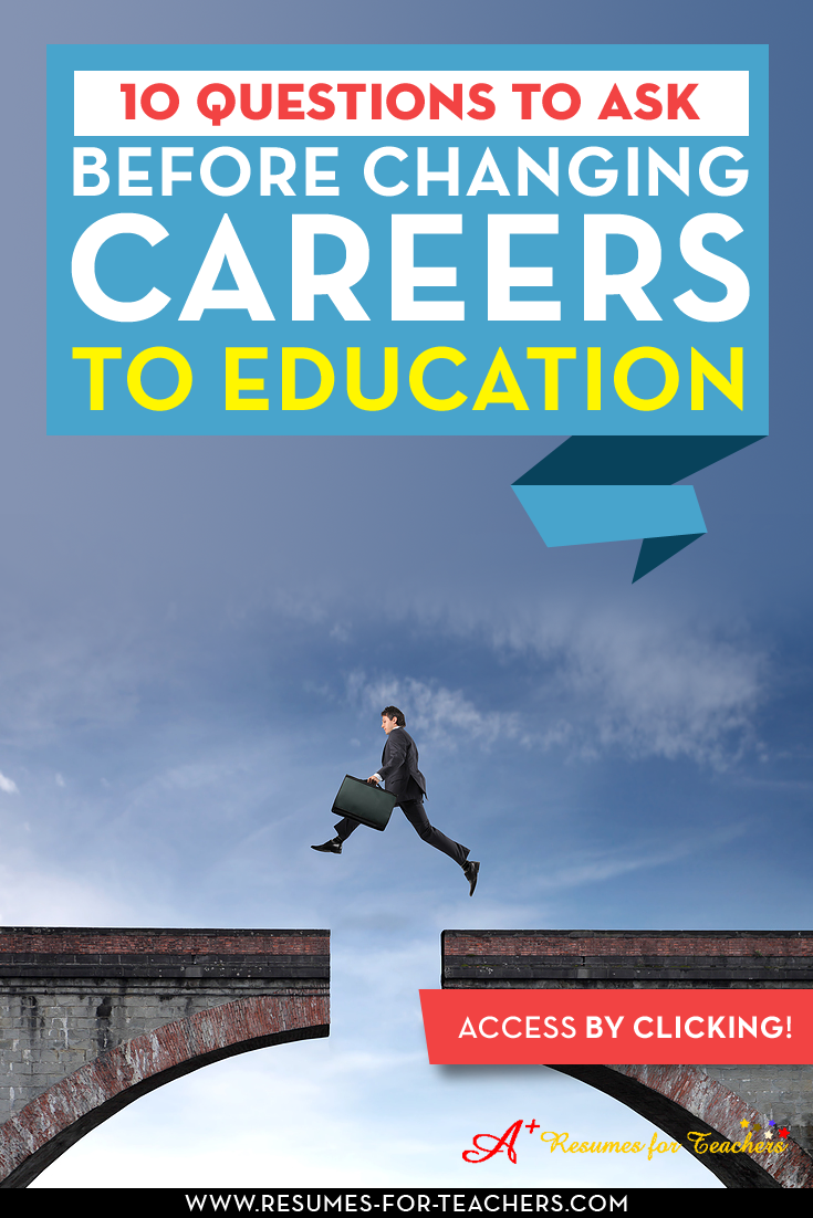 10 Solid Tips For Changing Careers To Education Or Transition Out Of  Teaching.http: