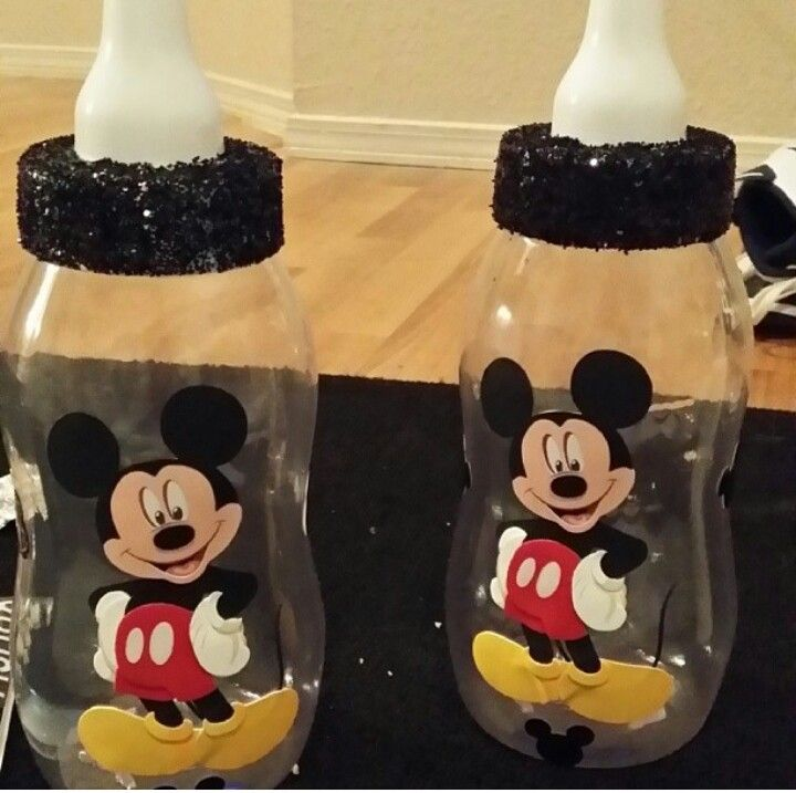 Mickey Baby Showers, Mickey Mouse