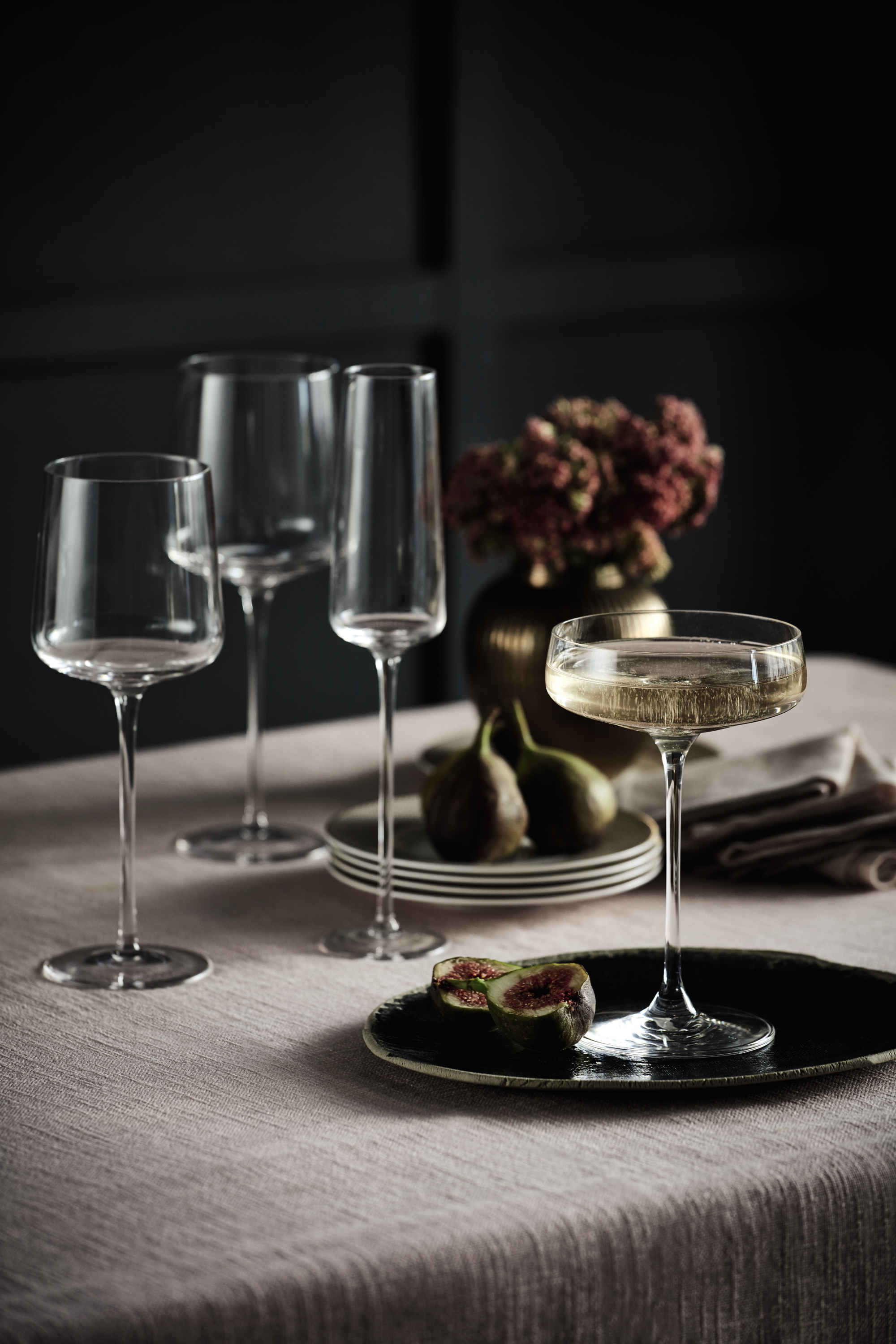 Upgrade your Friday night glass of wine with these elegant