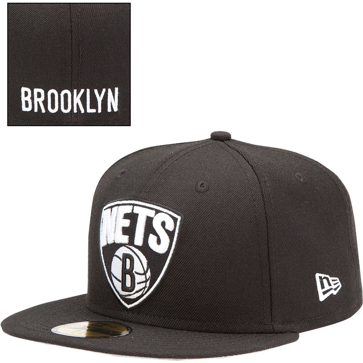 Park Art My WordPress Blog_59fifty Local Brooklyn Nets Fitted Hat