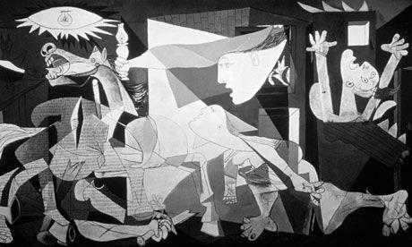 Picassos Love Affair With Monochrome