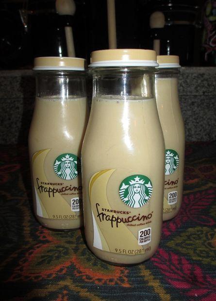 Starbucks Vanilla Frappuccino Copycat Recipe | Frappuccino ...