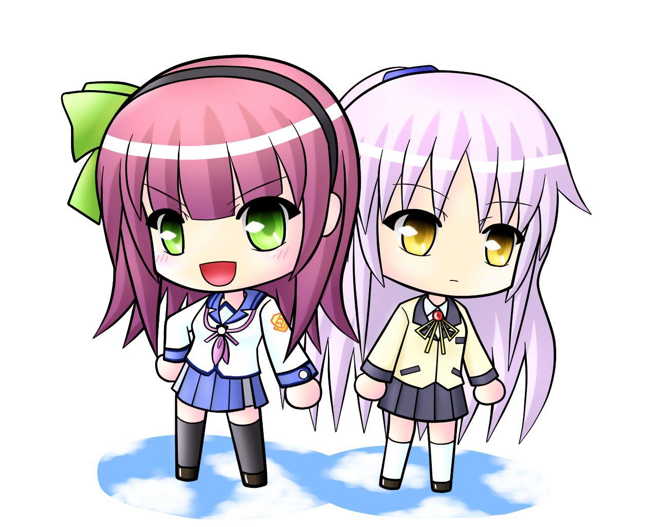 Kanade Yuri Computer Wallpapers Desktop Backgrounds 1280x1024 Id 155658 Angel Beats Anime Angel Beats Anime