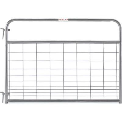 Find Tarter Galvanized Mesh Gate 6 Ft In The Gates Gate Openers Category At Tractor Supply Co 4 Ga 231 In Tractor Supply Co Tractor Supplies Galvanized