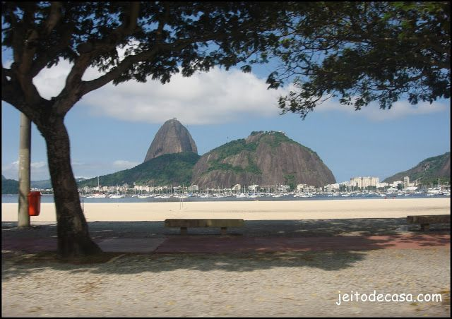Jeito de Casa-  Aterro do Flamengo- Rio