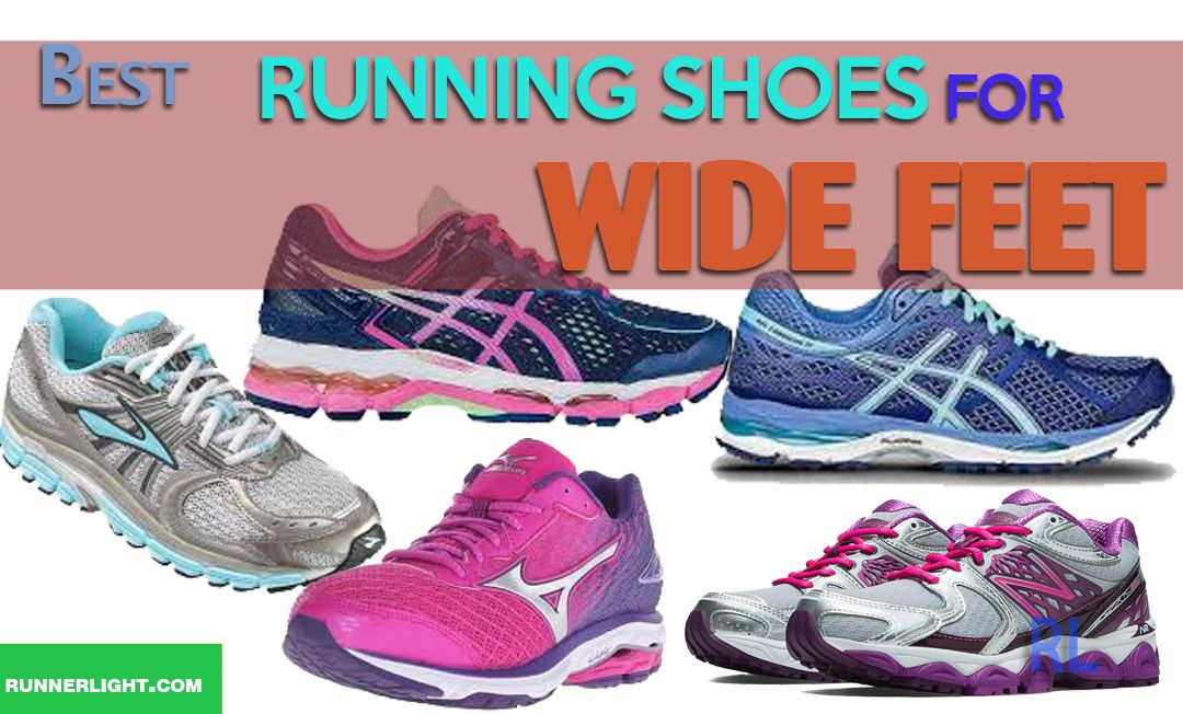 10 Best Running Shoes for Wide Feet